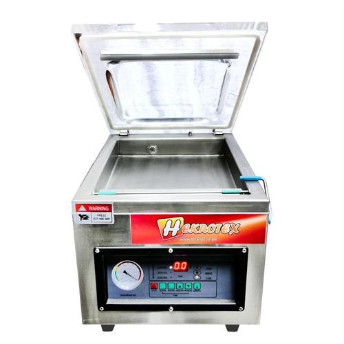 máquina selladora al vacío industrial, importador hekrotex
