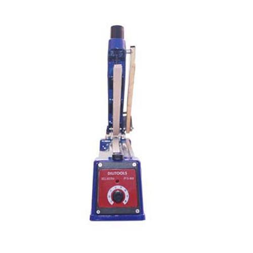 máquina selladora de bolsas 20cm con cortador integrado dili