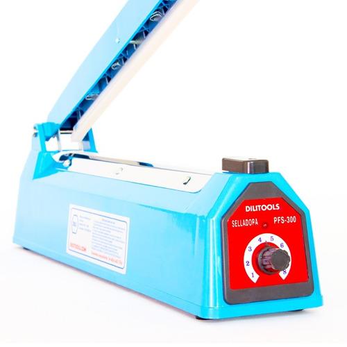 maquina selladora de bolsas de 30cm sella cualquier plastico