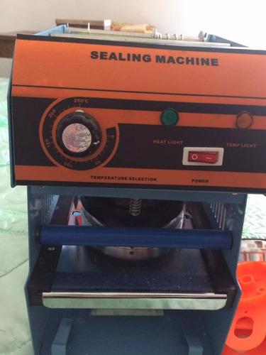 maquina selladora de frappe nueva leer descripcion