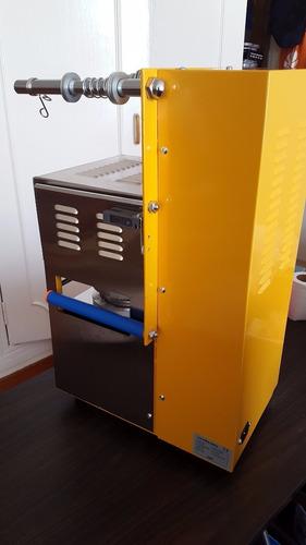 maquina selladora de vasos 100% automatica frappe industrial
