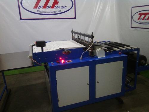 maquina selladora lateral