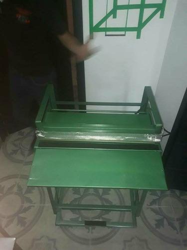maquina selladora para hacer chupi