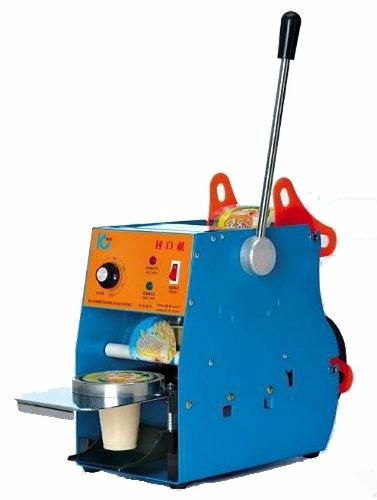 maquina selladora vasos frape industria alimentaria 300w c25