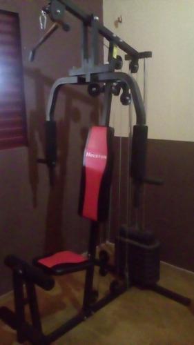 máquina semi-profissional para malhação