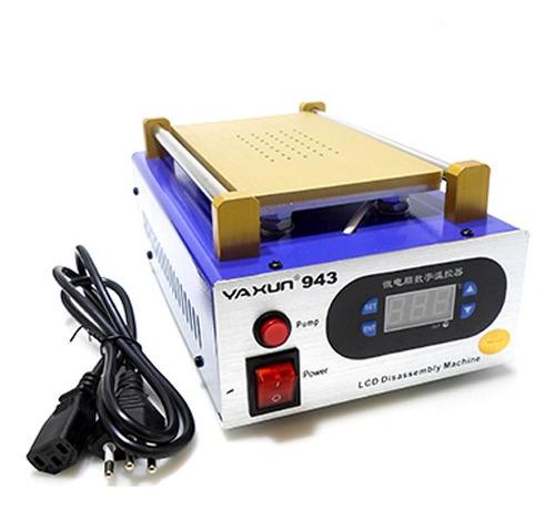 maquina separadora de lcd touch yaxun 943 - 220v