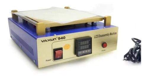 máquina separadora lcd tablet celular yaxun 940 220v
