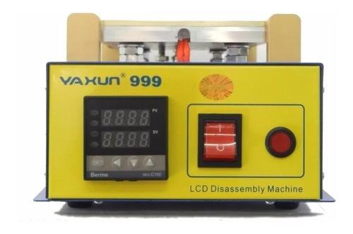 maquina separadora lcd yaxun 999-110v-touch sucção