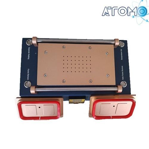 maquina separadora marcos lcd/touch bomba succión 3 en 1