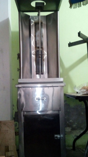 máquina shawarma