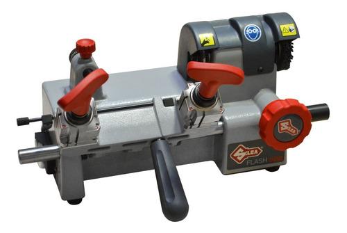 maquina silca duplicadora de llaves flash 008 (con grata)