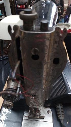 maquina singer anos 50 - com motor - 110 v