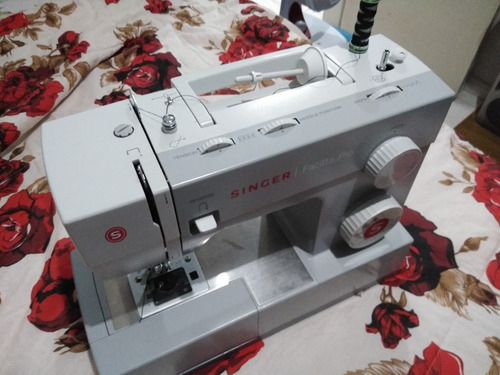 máquina singer pro 4411