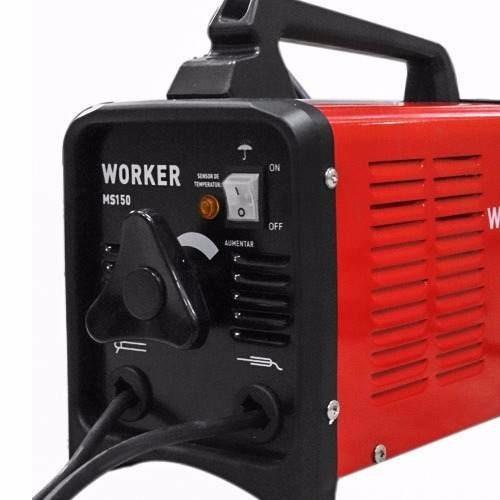maquina solda eletrica worker