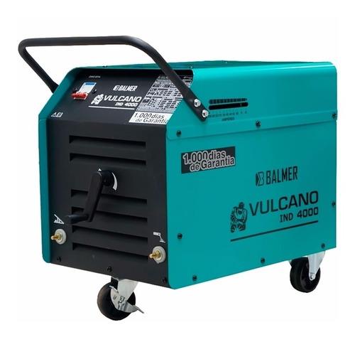 maquina solda transformador 4000 indust balmer 220/380/440v