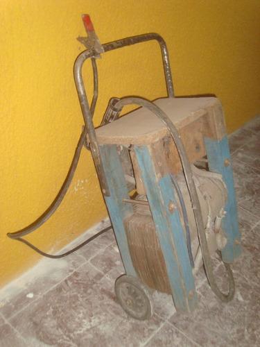 maquina soldar antigua