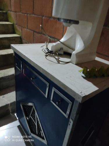 máquina sorvete americano