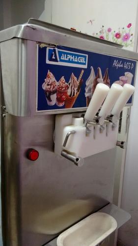 maquina sorvete com