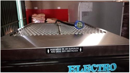 maquina sorvete soft electro freezer rmt30 3 bicos