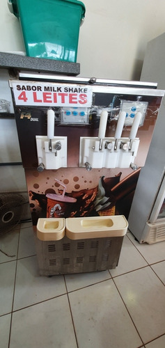 máquina sorvete tecsoft