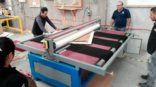 maquina suajadora automatica para cajas de carton corrugado