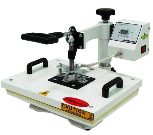 máquina sublimação 4x1 estampar camiseta caneca prato boné
