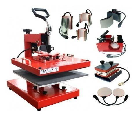 maquina sublimadora 9 en 1 mejor 8en1 sublimar jarros esfero
