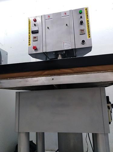 maquina sublimadora nacional 90x70 cm
