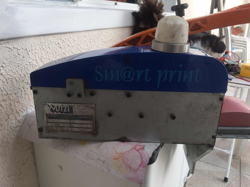 máquina tampografica