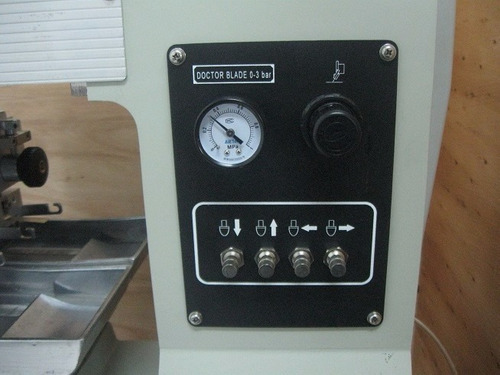maquina tampografica de dos colores semiautomatica