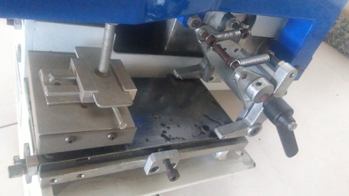 máquina tampográfica manual wutzl tc118