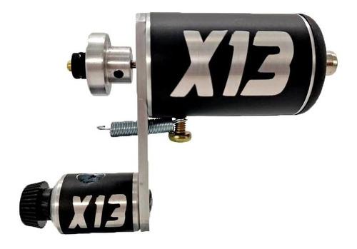 maquina tatuagem tattoo rotativa x13