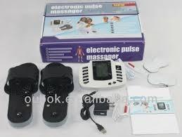 maquina terapia digital con zapatillas,electrodos,rehabilita