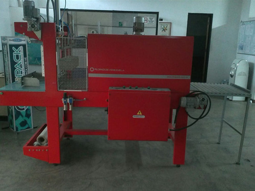 maquina termoencogible automatica