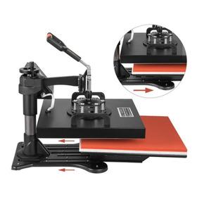 Máquina Termofijadora 8en1 Bandeja Extraíble Grande 38x38