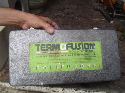 maquina thermo fusion
