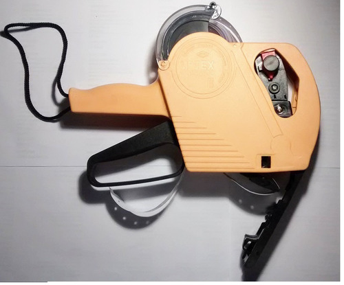 máquina tiqueteadora marcar precios números motex 5500