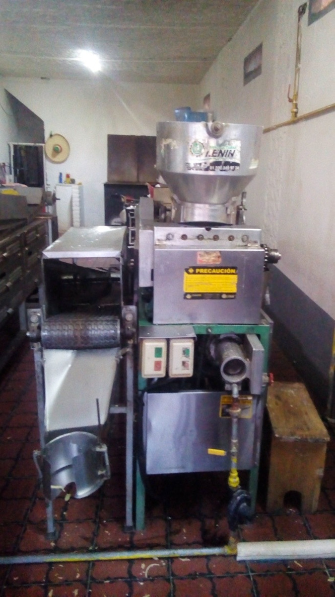 máquina tortilladora lenin. barata¿