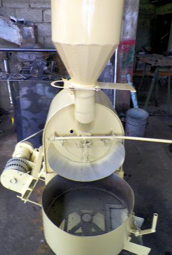maquina tostadora de cafe