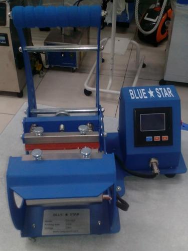 maquina transfer para tazas sublimado vasos estampados