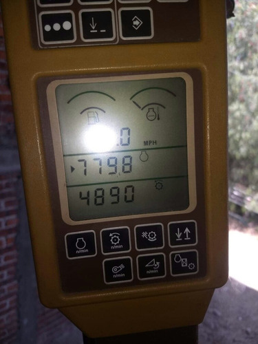 maquina trilladora john deere 9550