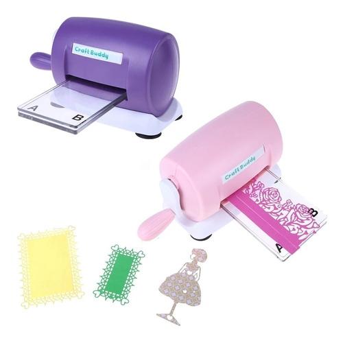 máquina troqueladora,portátil,scrapbook,tarjetas,manualidade