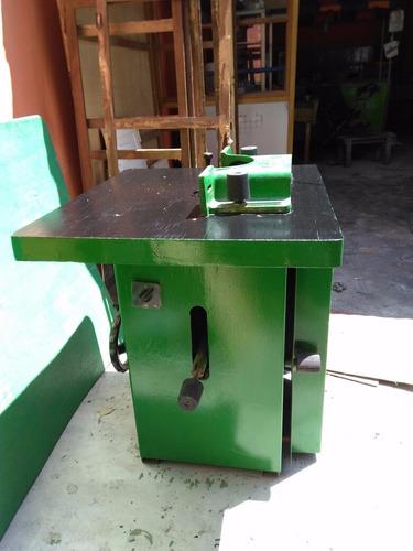 máquina tupí para carpintería
