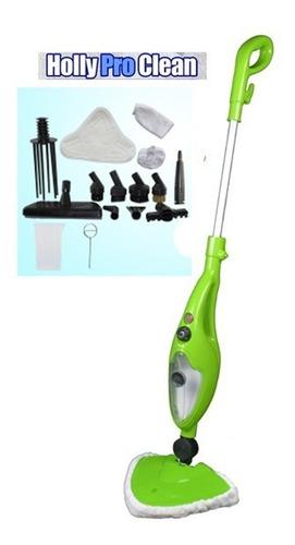 maquina vapor steam mop pro clear 12en1 mejor que h2o mop x5