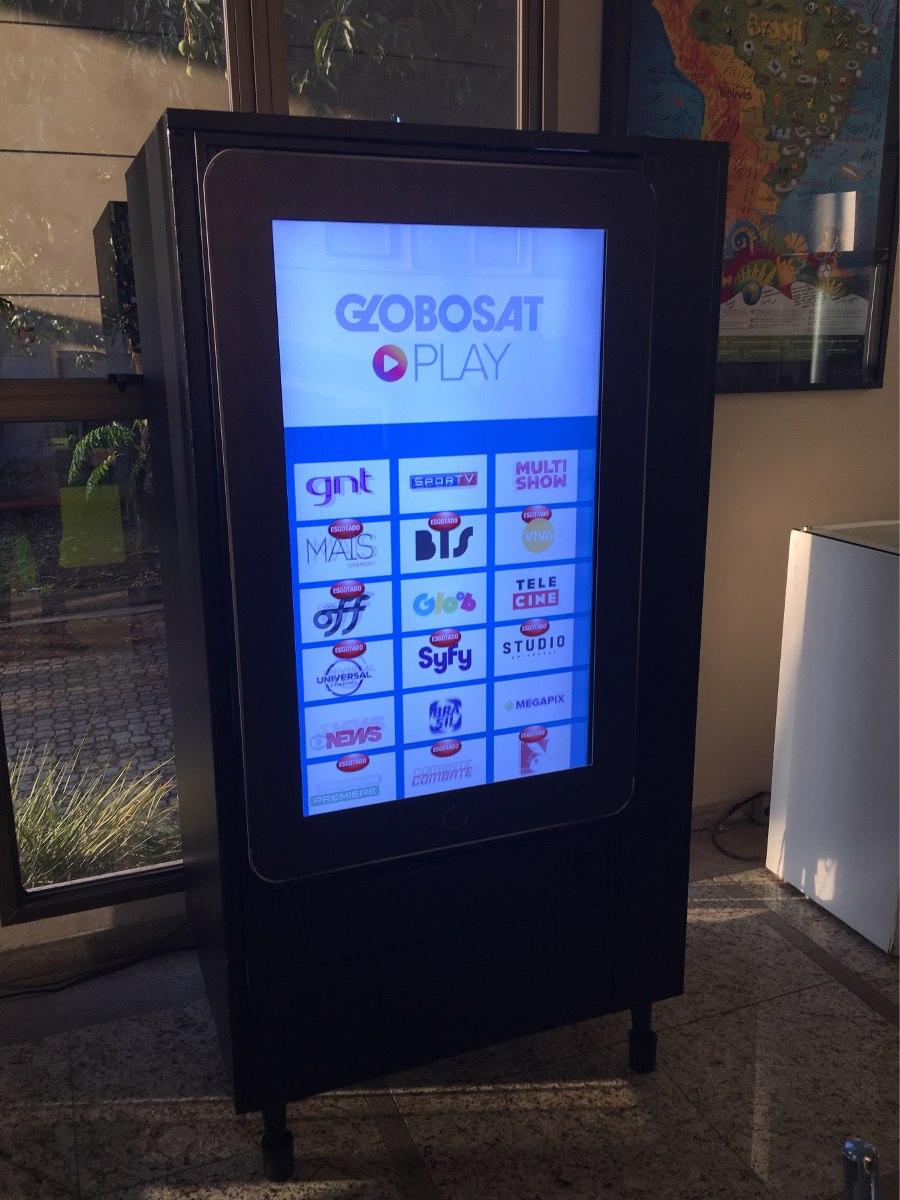 Mini Vending Machine >> Maquina Vending Machine 3d - R$ 25.000,00 em Mercado Livre