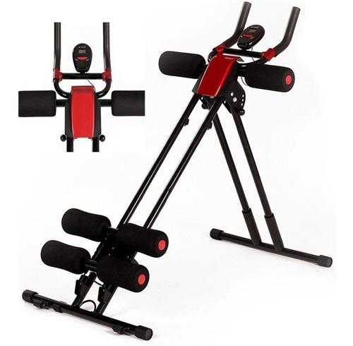 maquina vertical  5 minutos ejercicio fitness pierna cardio