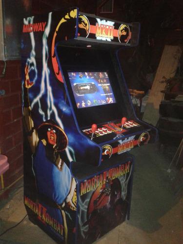 maquina video juego arcade