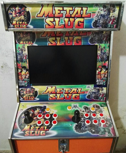 maquina videojuego multijuego