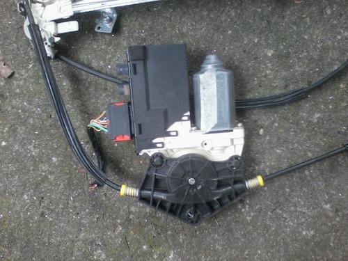 maquina vidro dianteira eletrica motor original citroen c8