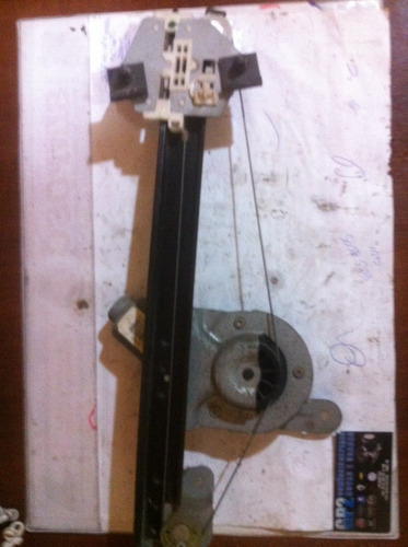 máquina vidro eletr traseira direita renault sandero (41)